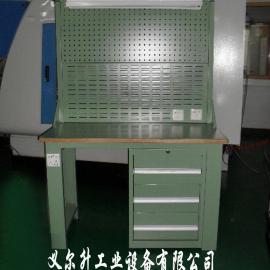 重型制造商-重型钳工工作台 配工具柜钳工台 重型台虎钳