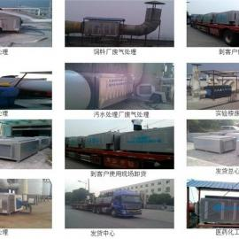 涂装废气处理、喷漆废气处理、工业废气处理