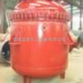 湖南F型1000L搪玻璃反应罐厂家直销