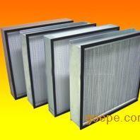 上海空气过滤器厂家,初中效过滤器价格,无隔板高效过滤器