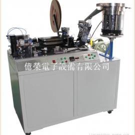电阻套管成型机,保险丝套管机(带热缩)