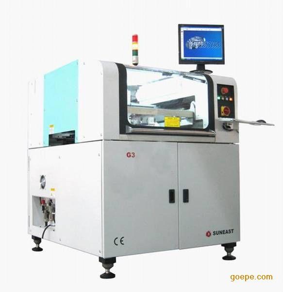 全自动印刷机_视觉锡膏全自动印刷机