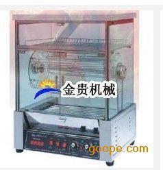 热狗机食品展示柜加滚肠机