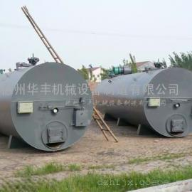 直热式沥青加温储存设备