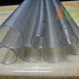 食品级输白酒平滑钢丝管,无塑化剂白酒输送平滑管