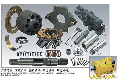 油研变量泵配件-深圳深力液压油泵有限公司图片