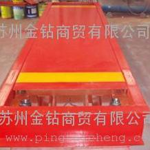 30吨单轴短台面汽车衡