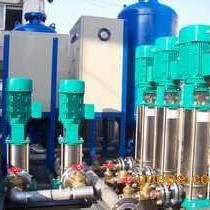 变频供水机组