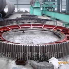 2.6X13米水泥球磨机大齿轮