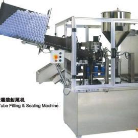 供应灌装封尾机 软管灌装封尾机 SGF-50软管灌装封尾机