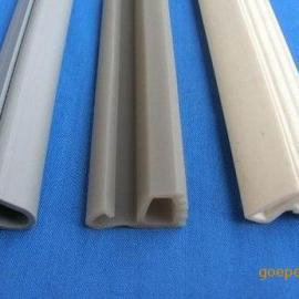 硅橡胶密封胶条可适用于高温、寒冷、紫外线照射强烈地区