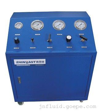 厂家供应赛思特手动注气系统