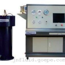 厂家供应赛思特气瓶外测法水压试验机