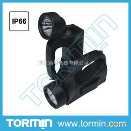 浙江通明电器ZW6220手摇式充电巡检工作灯防水耐用