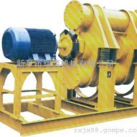 石英砂300目粉碎用2ZM双筒立式振动磨机新乡振动机械