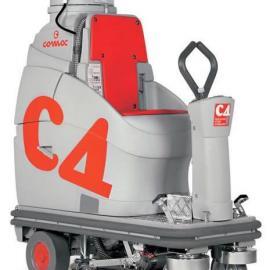 C 4高美驾驶式全自动洗地机,C 4 驾驶式全自动刷地机