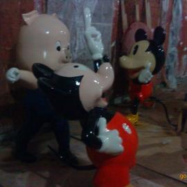 东莞雕塑厂,东莞卡通雕塑厂,巨人雕塑顶呱呱
