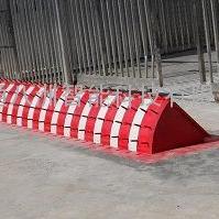 快速高频路障机 防撞IP68等级升降柱