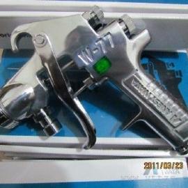 批发日本岩田w77喷枪(喷底漆专用喷漆枪)