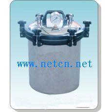 手提式蒸气消毒器,手提式蒸气消毒锅,医用蒸气消毒机 (18L)