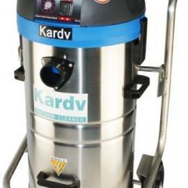 商用智能工业吸尘器DL-1245 车间厂房办公室用吸尘器 浙江吸尘器&
