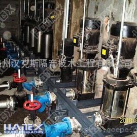 水泵噪音治理,怎样防止水泵噪音