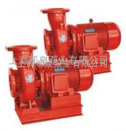 单级卧式消防泵