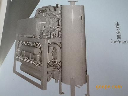 碳氢清洗罗茨泵