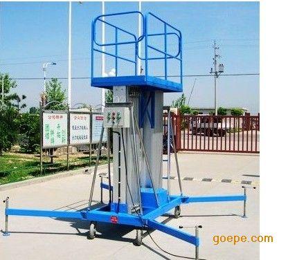 西安液压升降机-山东力高升降机械有限公司图片