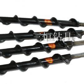 长螺旋/桩机钻杆   新型探水钻杆