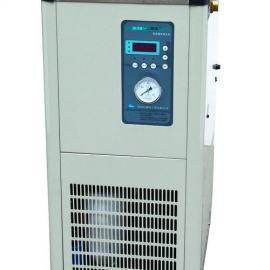 采用进口制冷压缩机的DLSB-10/30低温冷却液循环泵