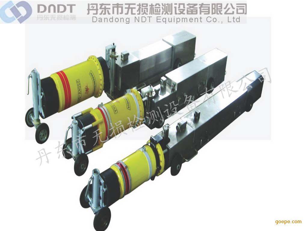 石油管道爬行检测器 管道爬行器