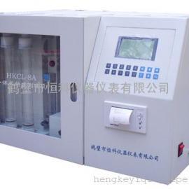 全新微机全自动定(测)硫仪|煤质检测仪器