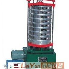 顶击式振筛机ZBSX-92A振击式标准振筛机 震击式振筛机