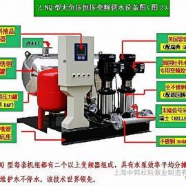 无负压多变频供水设备--节能30-50%