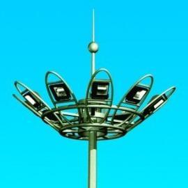 25米升降高杆灯