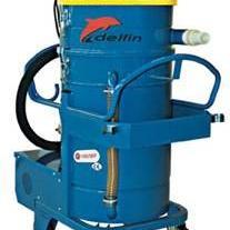 能吸除废料碎屑和废液的工业集尘设备