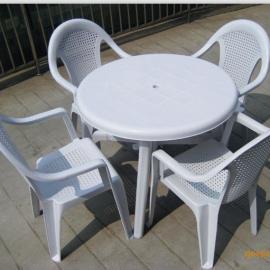 华润雪花啤酒专用塑料桌,塑料椅子