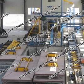 轨枕生产线设备