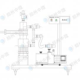 分子泵高真空机组、真空腔体系统、扩散泵真空机组、真空系统