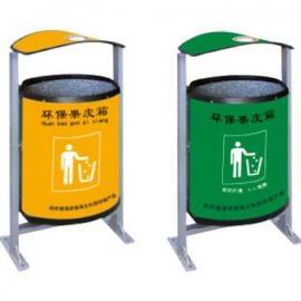 LF-101环保果皮箱 环保垃圾桶 单桶环保垃圾箱 环保果皮桶