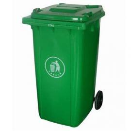 东莞长安塑胶垃圾桶 240L垃圾桶 垃圾箱 惠州果皮桶厂家