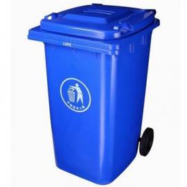 240L垃圾桶 塑胶垃圾箱 塑料垃圾桶 户外垃圾桶