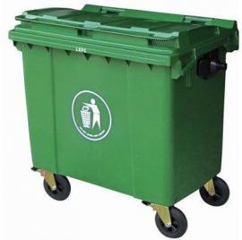 660L垃圾桶 660L塑胶垃圾桶 深圳垃圾桶厂家