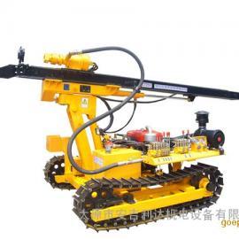 红五环HC725A履带式潜孔钻车