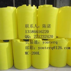 友特200升液位计量容器200L计量箱0.2立方计量桶
