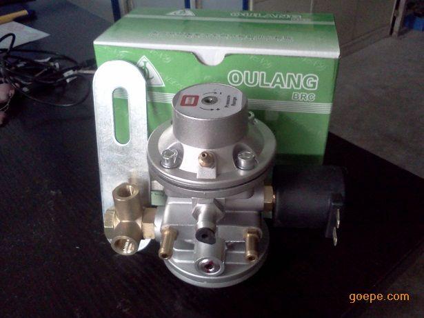 减压器 直喷 CNG汽车燃气装置配件图片 高清大图 谷瀑环保图片