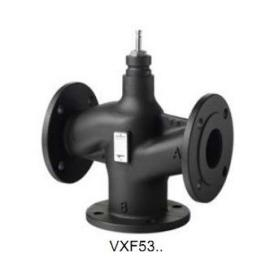 VXF53.125-250西门子三通温控阀