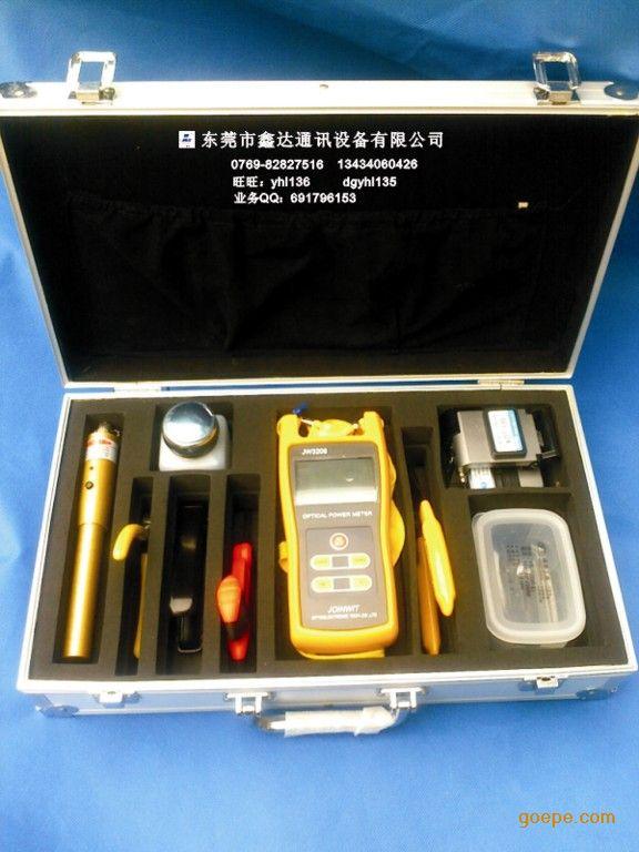 XDT-100J光纤冷接工具箱,FTTH光纤入户工具箱