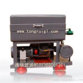 BK-100小型移动式板框滤油机